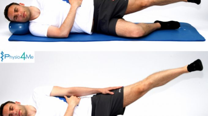Side Lying Glute – Moderate