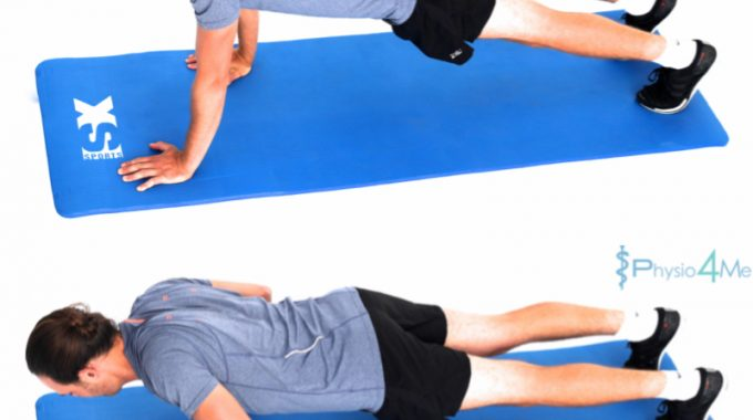 Press Up Staggered