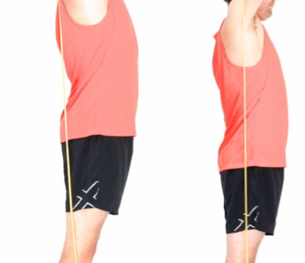 Tricep Extension Banded