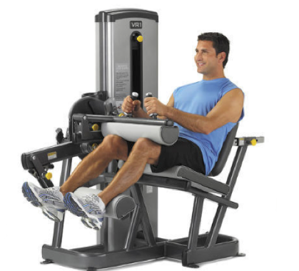 Weight Machine – Hamstring Curl Phase 2