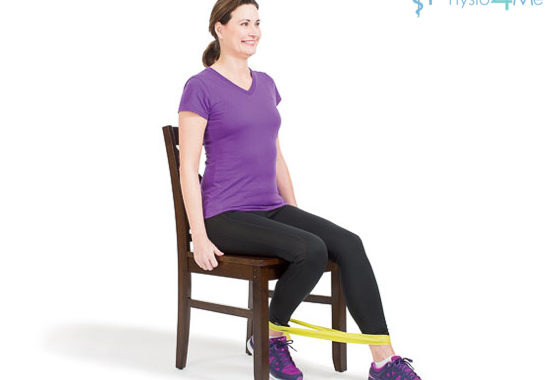 Seated Quad Strengthener