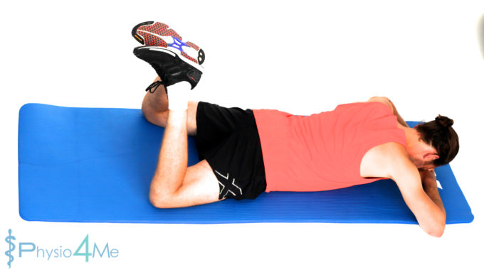 Gluteal Activation – Frog Position